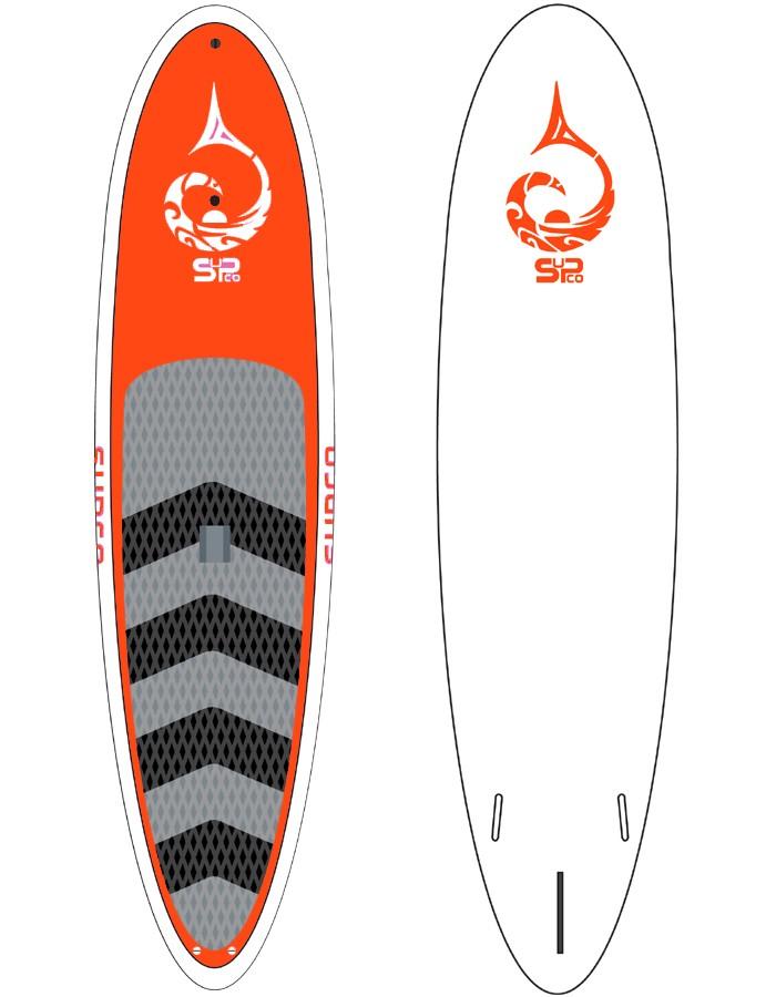 Supco-SUP-Orange-Stripe