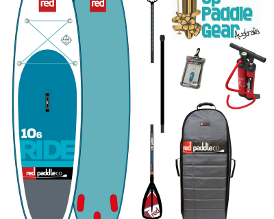 Red PaddleCo 2017 10'6 Ride