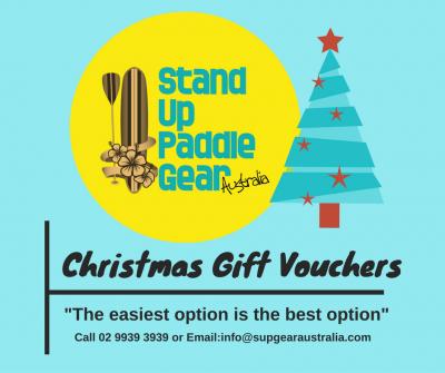 Christmas Gift Vouchers Blue