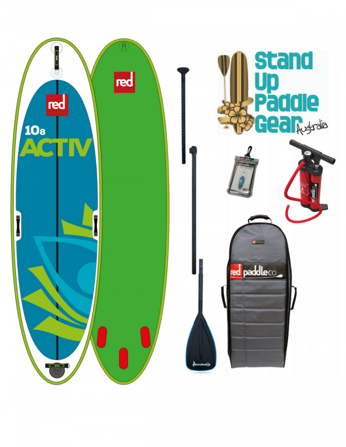 10'8 Active BH Carbon Pack