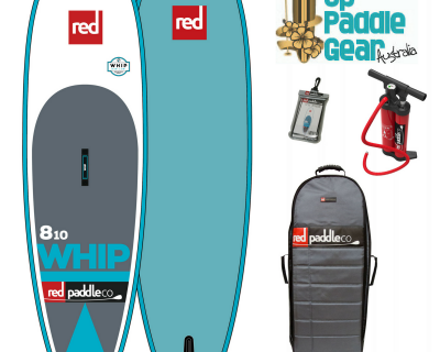 Red PaddleCo 2017 8'10 Whip