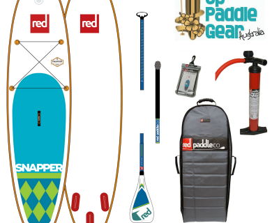 Red PaddleCo 2017 9'4 Snapper