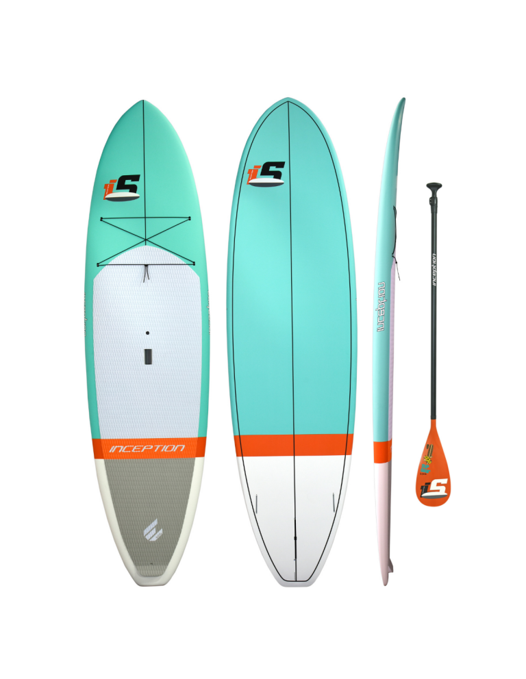 Inception 10'6 Aqua Pack