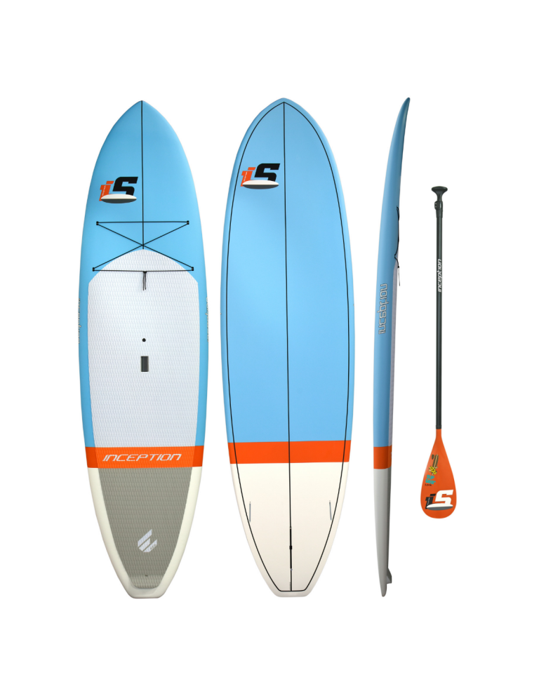 Inception 10'6 Blue Package