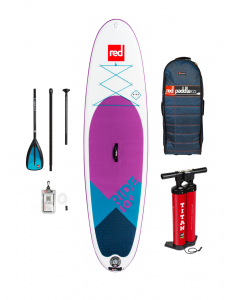 Red 10'6 Ride SE 2018