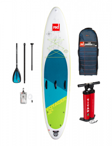 Red 12'6 Voyager 2018