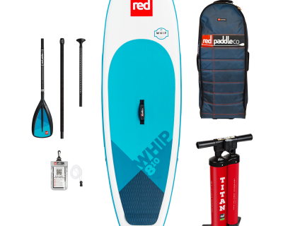 Red PaddleCo 2018 8'10 Whip