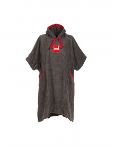 Red Original Luxury Towelling Robe