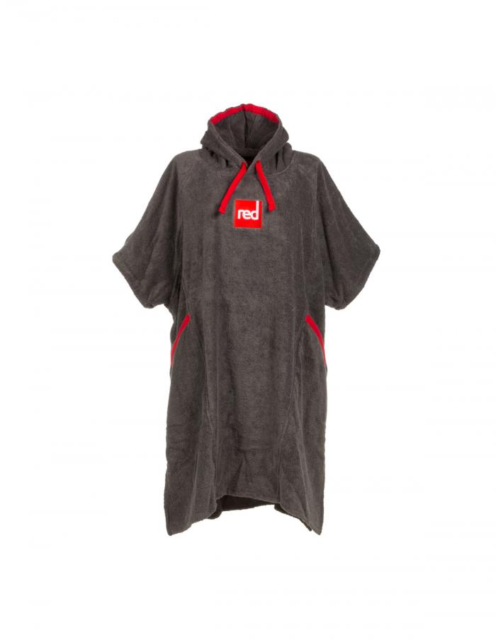 Red Original Luxury Towelling Robe