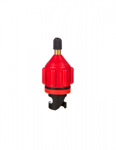 Red Originals Electric Schrader Value Adaptor