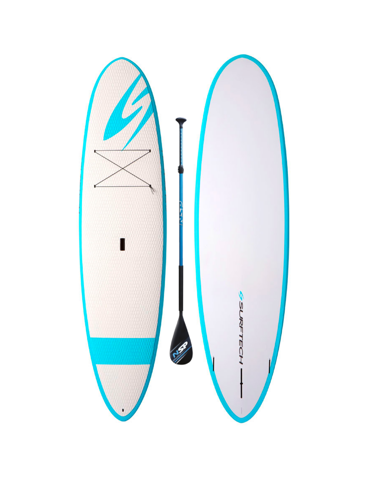 10'6 Surftech NSP Package