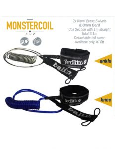 Balin SUP Monster coil legrope