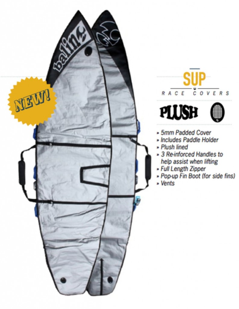 BALIN SUP COVER
