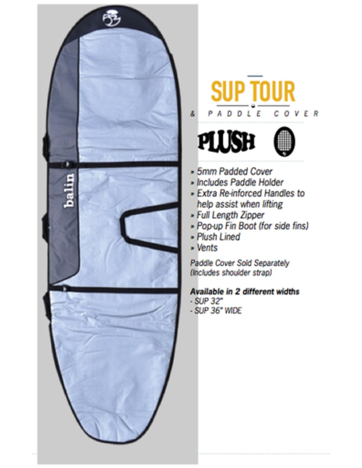 BALIN SUP WIDE COVER