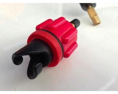 Red PaddleCo Schrader Value Adaptor.