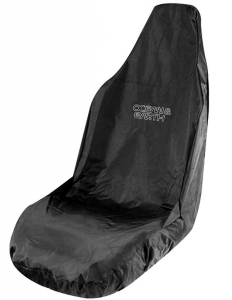 Ocean and Earth Dry Seat Cover