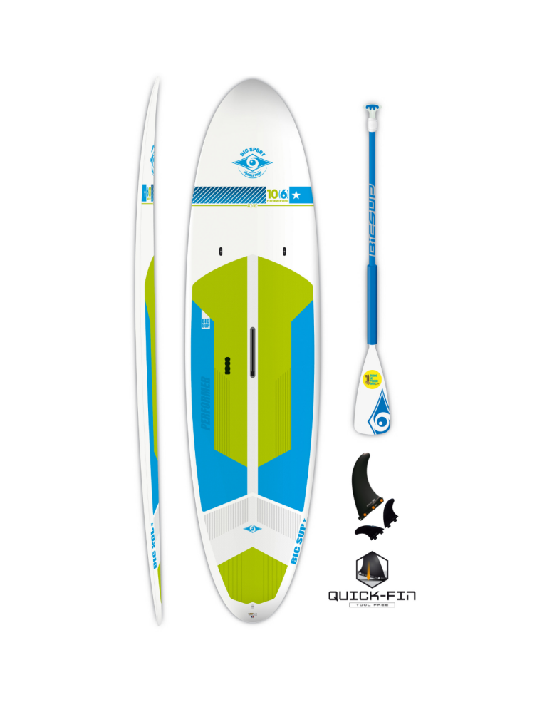 Bic Sup 10'6 Wind Package