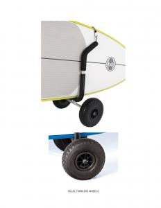 O & E SUP Single Trolley