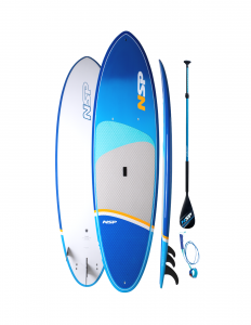 NSP Allrounder Sup Package