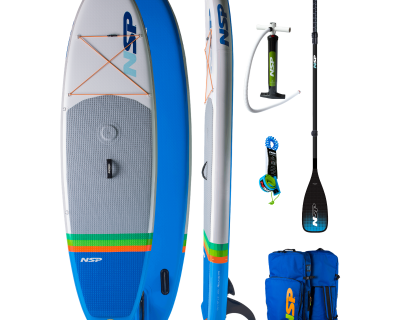 NSP SUP FS 10'6 Inflatable Package