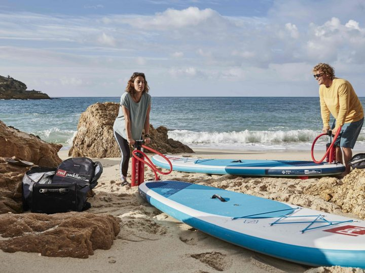 Things to know before buying an inflatable paddle board